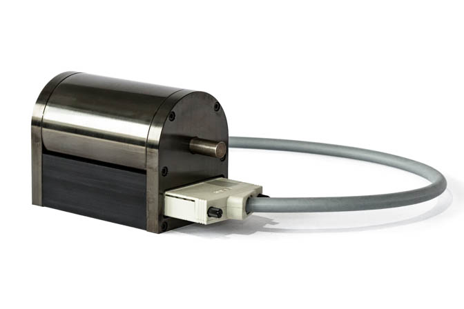 MagHyst adapter for rod material measurement