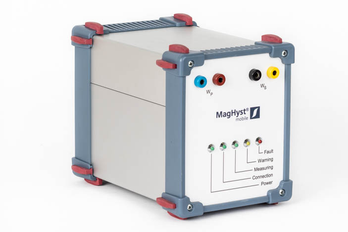 MagHyst mobile for intermittent function and condition monitoring